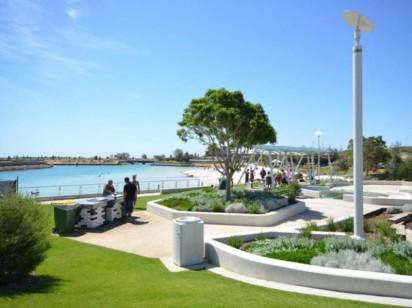 Port Coogee Beach Marina